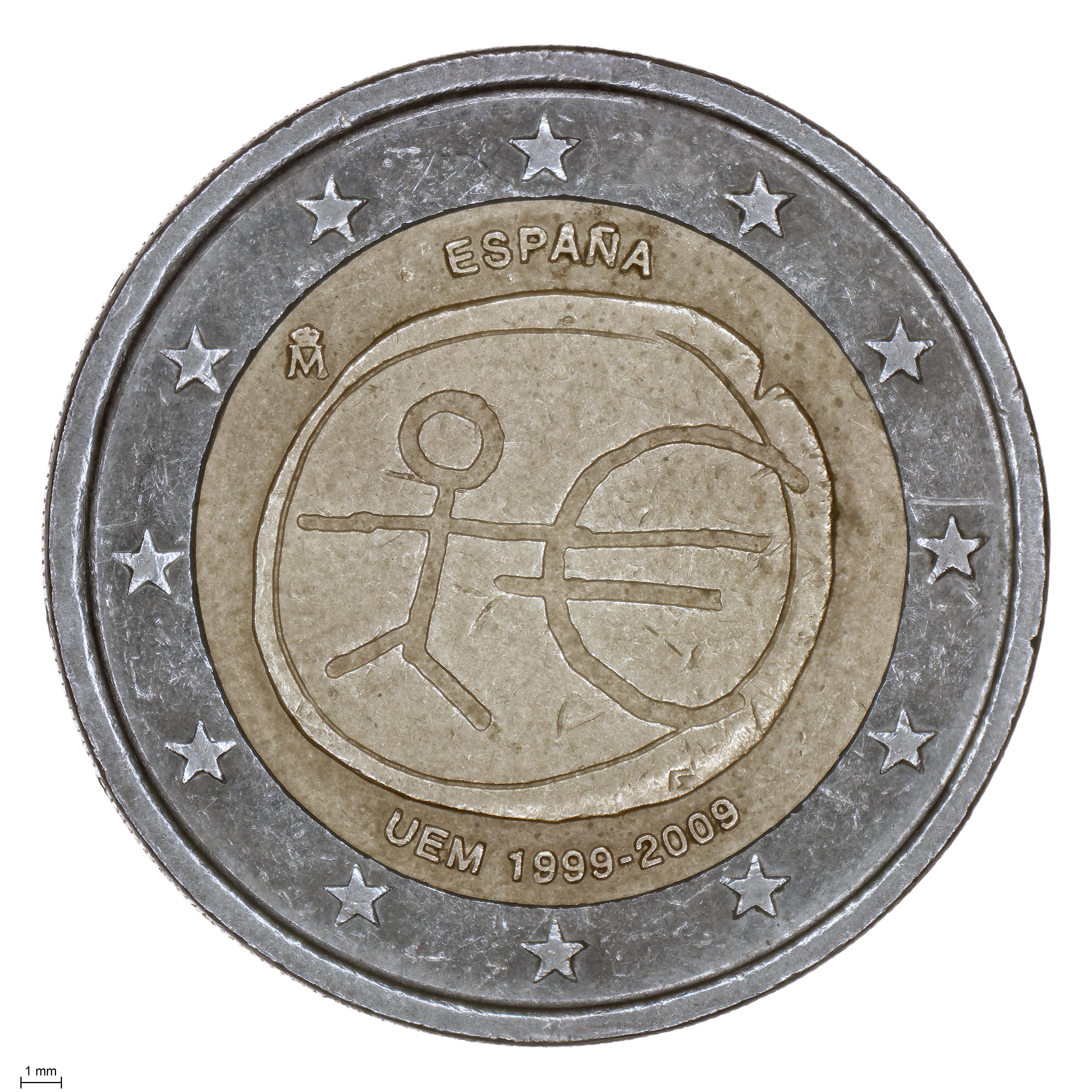 17 09 2014 Des Pieces De 2 Euros Commemoratives